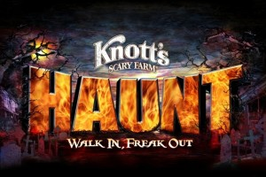 Knott's Scary Farm Trip