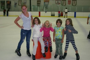 Winter Break Day Camp - Ice Skating