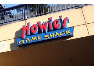 Thanksgiving Camp - Howie's & The Movies